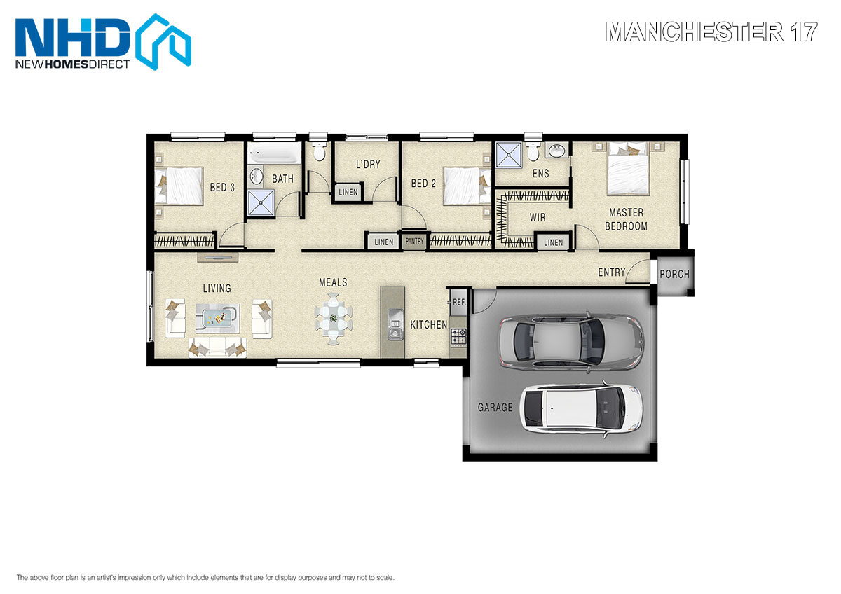 Manchester 17 for House plans designs direct